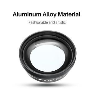 Image 4 - Ulanzi OA 5 15X Macro Camera Lens for Dji Osmo Action HD 4K Optical Glass External Osmo Action Macro Lens Action Accessories