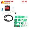 Xprog M-5.50 atualização para XPROG 5.55 ECU Programador X-PROG M 5.55 ECU tuning chip Para CAS4 Descriptografia Frete grátis