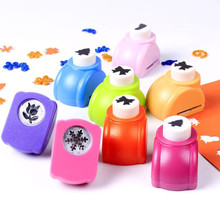 Handmade Crafts and Scrapbooking Tool Mini Paper Punch For DIY Gift Card Punches Embossing device Die Cutter Machines