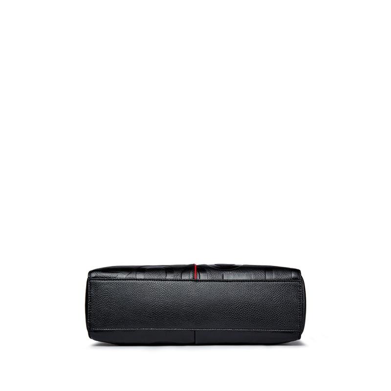 Chaude ZOOLER 2019 NOUVEAU sacs à main de luxe sacs de femme designer sac en cuir véritable femmes En Cuir de Vache Sac À Main mochila feminina # D136 - 6