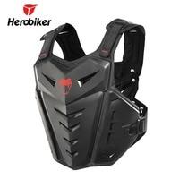 HEROBIKER Motorcycle Body Armor Motorcycle Jacket Moto Motocross Vest Off Road Dirt Bike Protective Gear Back