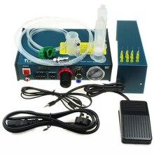 цена на digital dispenser 983A high precision automatic dispensing glue machine glue dripping machine