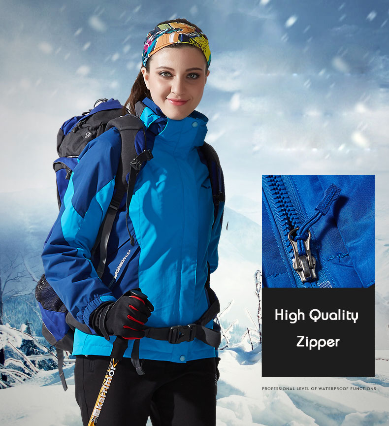 Women 4 seasons outdoor Softshell Hiking Jackets ladies Camping Trekking Climbing hunting Waterproof windbreaker Karrim** coat catalog 4 seasons