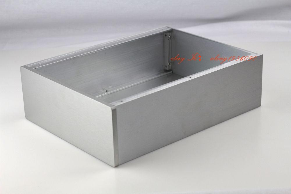 Q2309 Full Aluminum Amplifier Enclosure Chassis DIY AMP Box 230mm*90mm*310mm full aluminum pass amp enclosure case amplifier chassis diy box 220 90 310mm