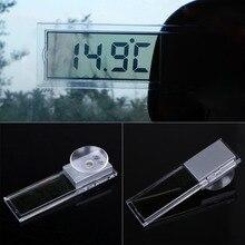VODOOL Osculum Тип ЖК-дисплей Автомобильный цифровой термометр Цельсия по Фаренгейту внешний датчик электронный тестер электроники