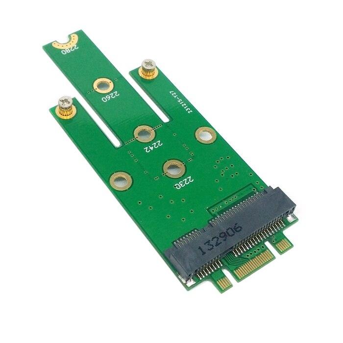 Great-Q NGFF M.2 B clave SSD a MSATA Adaptador PCIE MINI Tarjeta de - Cables de computadora y conectores - foto 4
