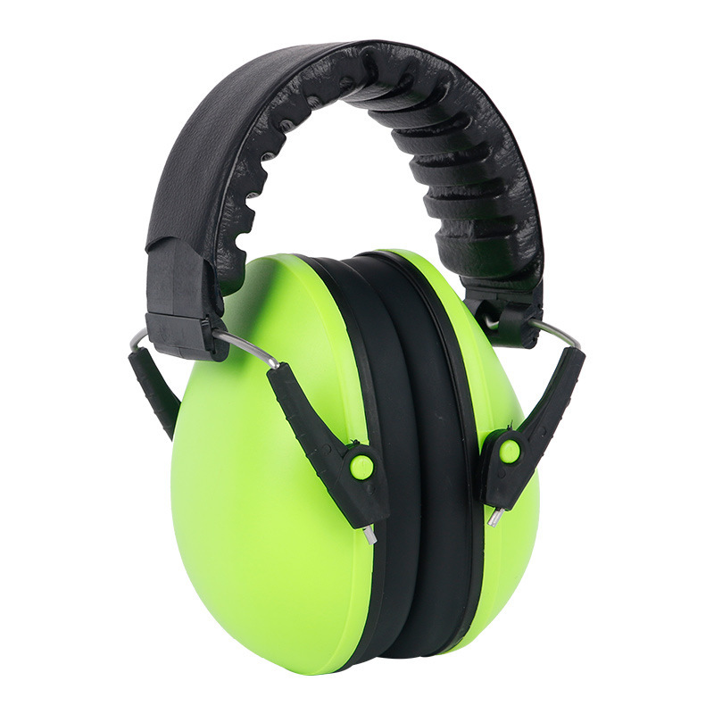 Workplace Safety Supplies Ear Protector Child Hearing Protector Anti-noise Soft Earmuffs For Kids Noise Reduction Ear Protection Earmuff Sleeping