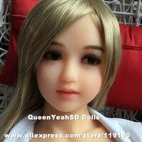 #68 голова для секс куклы 140 см, реалистичные силиконовые манекены, любовь куклы головы, Секс игрушки для мужчин