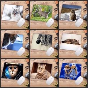 Image 1 - Mairuige لطيف القط الكلب الحيوان تعزيز 220*180*2 مللي متر ألعاب الكمبيوتر ماوس الوسادة ماوس تزيين مكتبك وسادة مطاطية عدم الانزلاق