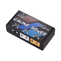 Caline CP 02 Mini Guitar Effect Power Supply Station Distributor 6 Isolated DC 9V Outputs