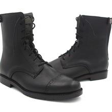 Aoud/Обувь для верховой езды; обувь для верховой езды из мягкой кожи; ботинки для верховой езды; классическая обувь на шнуровке для мужчин, женщин и детей