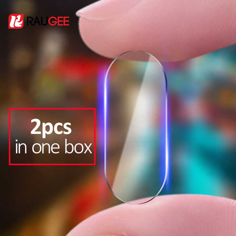 2PCS Glass for Pocophone F1 Tempered Glass Camera Lens Glass Anti-Explosion Screen