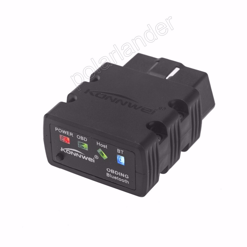 New ELM327 Bluetooth OBD Car Auto Mini Diagnostic Scanner Tool Car Code Reader Tester Decoder Factory Price