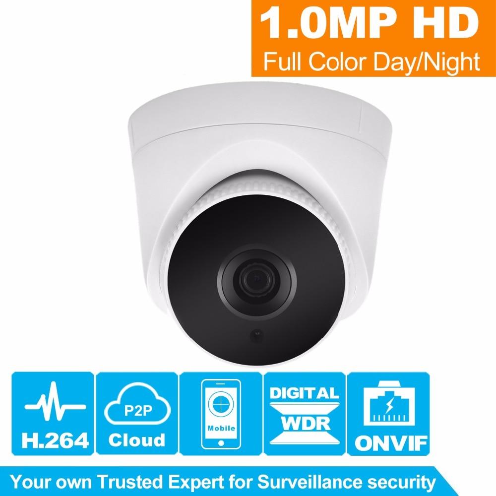 HiSecu HD IP Camera 720P Indoor Dome Cam IR Lens 3.6mm 1MP IP CCTV Security Camera Network Onvif P2P Android iPhone audio hd 960p 1 3mp plastic indoor dome ip camera security network onvif p2p pickup