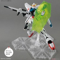 F 91 F91 1/100 Bandai Gundam MG F91 Gundam Ver 2.0 Action Figure M Kit giocattolo