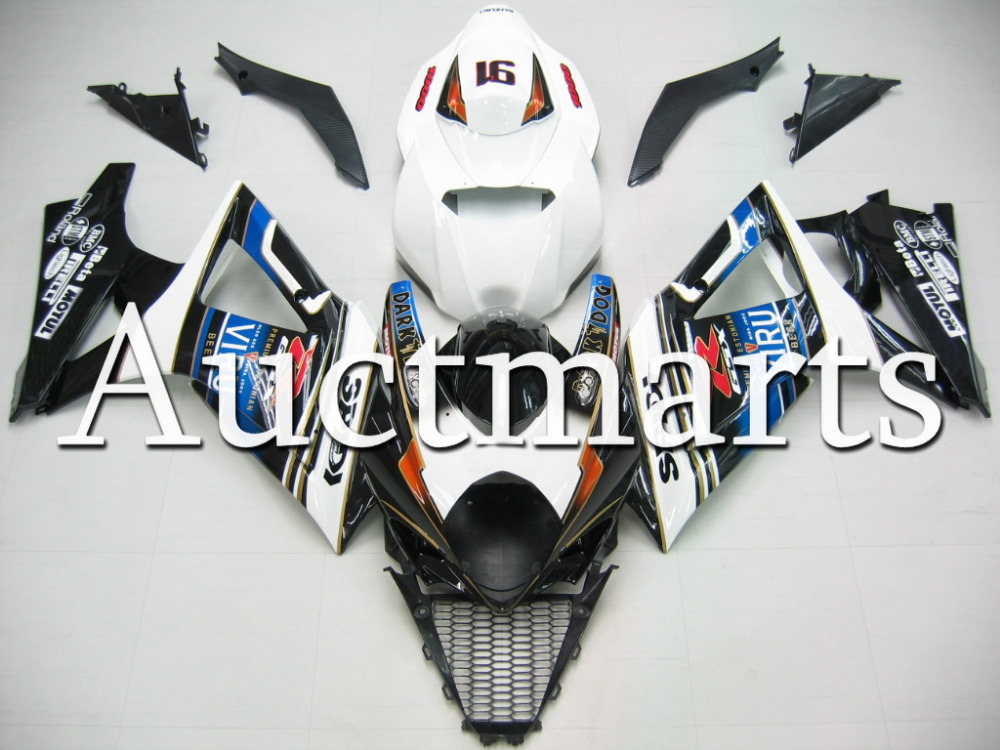 цена на Fit for Suzuki GSX-R 1000 2007 2008 ABS Plastic motorcycle Fairing Kit Bodywork GSXR1000 07 08 GSXR 1000 GSX 1000R K7 CB31