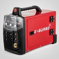 Professional MIG MAG Welding Machine Inert Gas Welder 200 Ampere Inert Gas MMA New