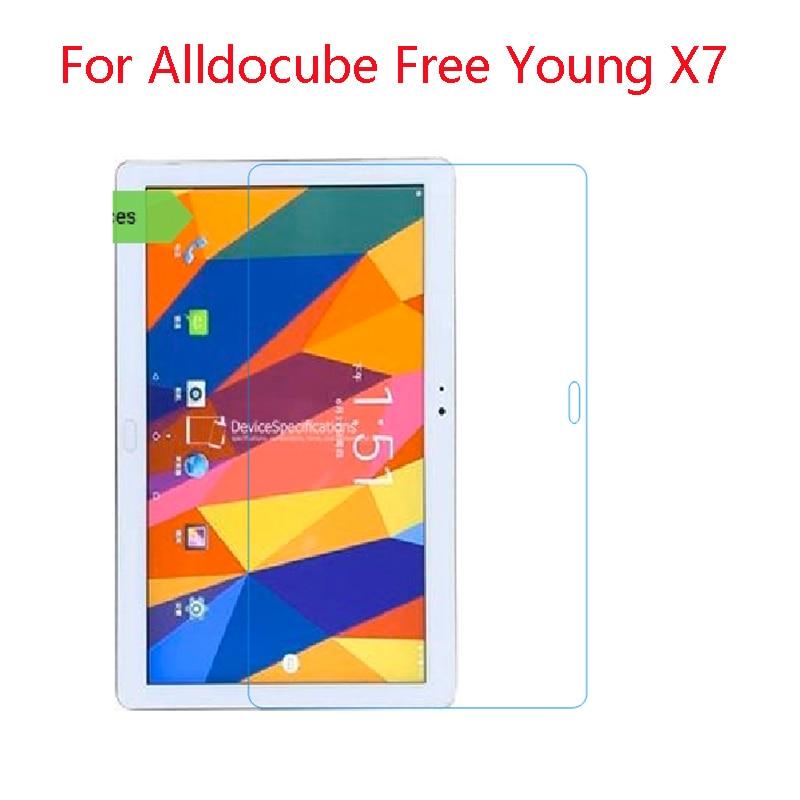 Защитная пленка для Alldocube Free Young X7, X9, i6, i7 Remix, Stylus, i9, i10, iPlay 10