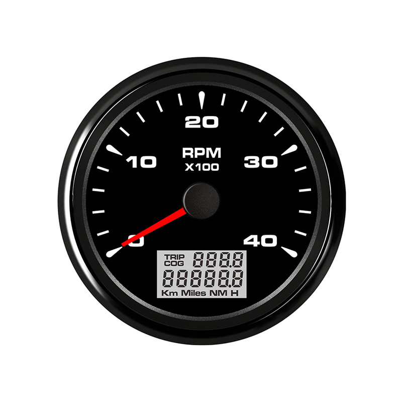 Vdo Electronic Speedometer Wiring Along With Vdo Tachometer Wiring