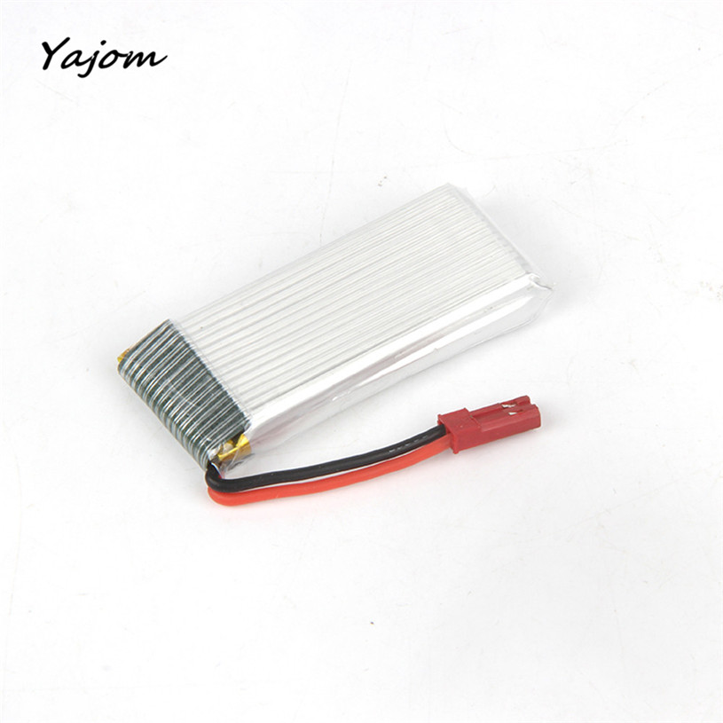 цены 2017 New Hot Sale 1pcs 3.7V 850mAh High Capacity li-po Battery For JXD 509G 510G RC Quadcopter Brand New High Quality Mar 15