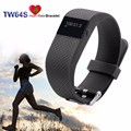 Bluetooth Sport Fit Activity Tracker Heart Rate Sleep Monitor Wristband HPink cheap smart watches pedometer wristband