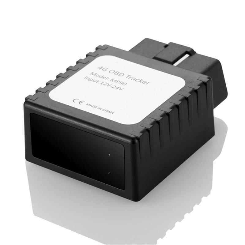 2018 dernière 4G OBD2 GPS suivi MP90 dispositif Plug & Play facile à installer sans câblage pour véhicule/camion/actifs
