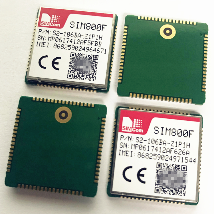 10pcs/lot SIMCOM SIM800F  Replace SIM900  100% New&Original  2G In The Stock GSM/GPRS  850/900/1800/1900MHz Module