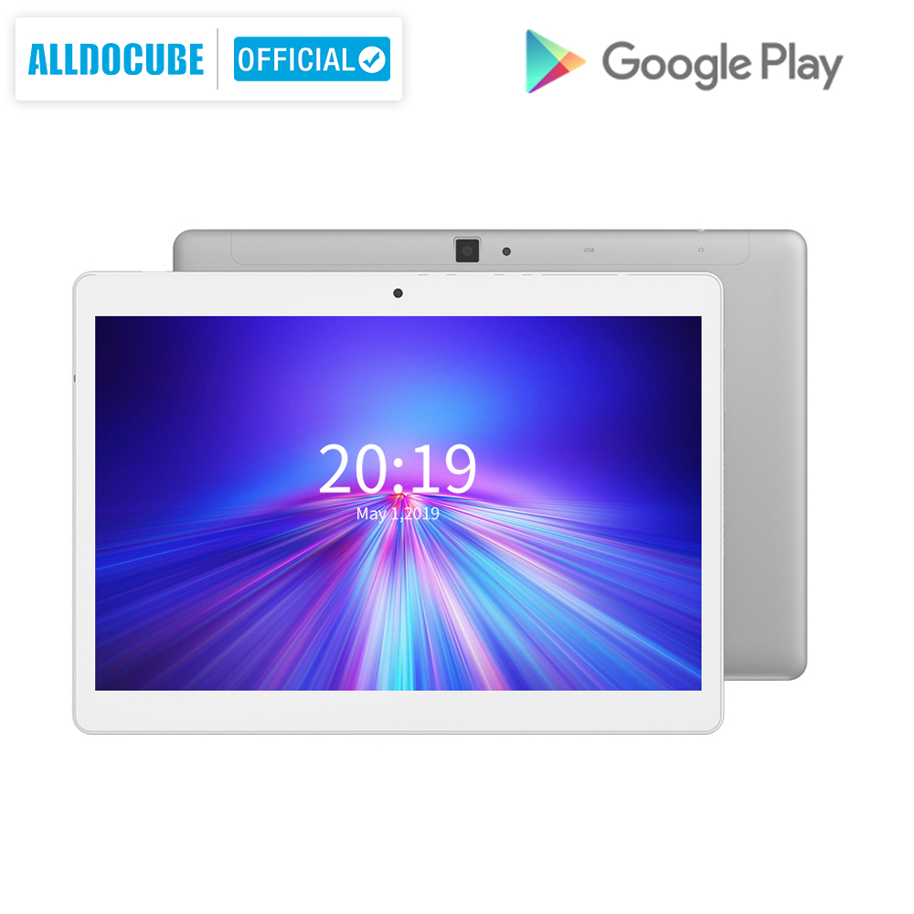 ALLDOCUBE M5X 10.1 Inch Android 8.0 Tablet 2560*1600 IPS Deca Core MTK X27  4G Phone Call Dual WIFI Tablet PC 4GB RAM 64GB ROM