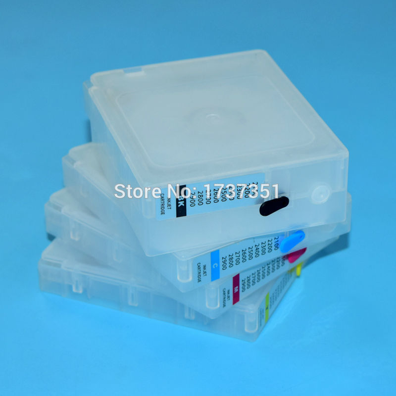 Canon 2100 2200 2300 2400 2500 2600 2700 2800 2900 Refill ink Cartridge With ARC Chip (33)