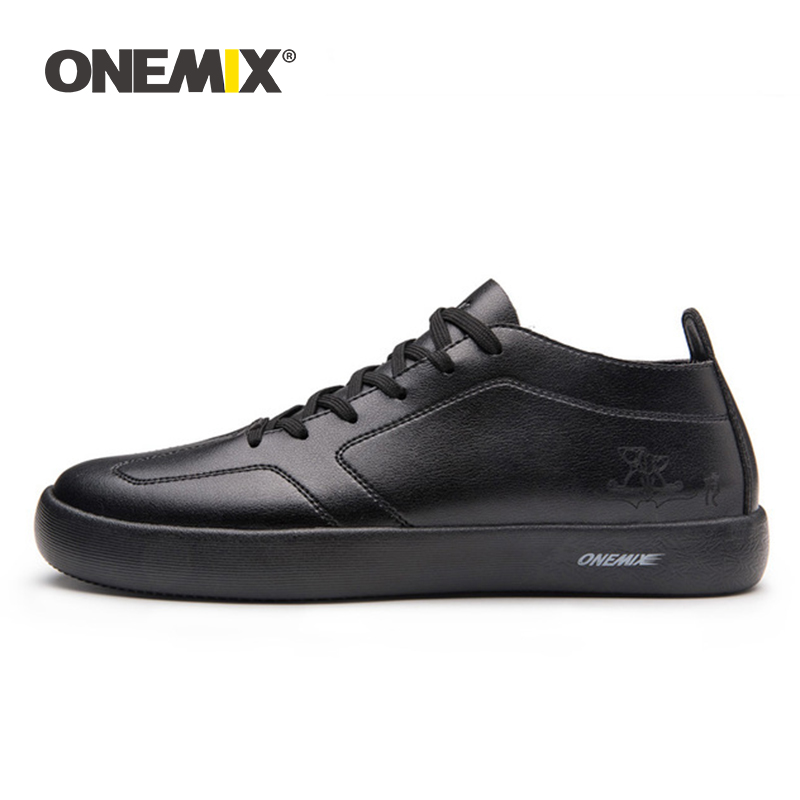 ONEMIX 2019 men skateboarding shoes light cool sneakers sport Outdoor Men Shoes outdoor walking size 39