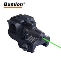 Green Laser Sight Universal Fit Adjustable Goggle Laser Gun For Tactical Glock Pistol Rifle Hunting Optics Airsoft RL3 0034