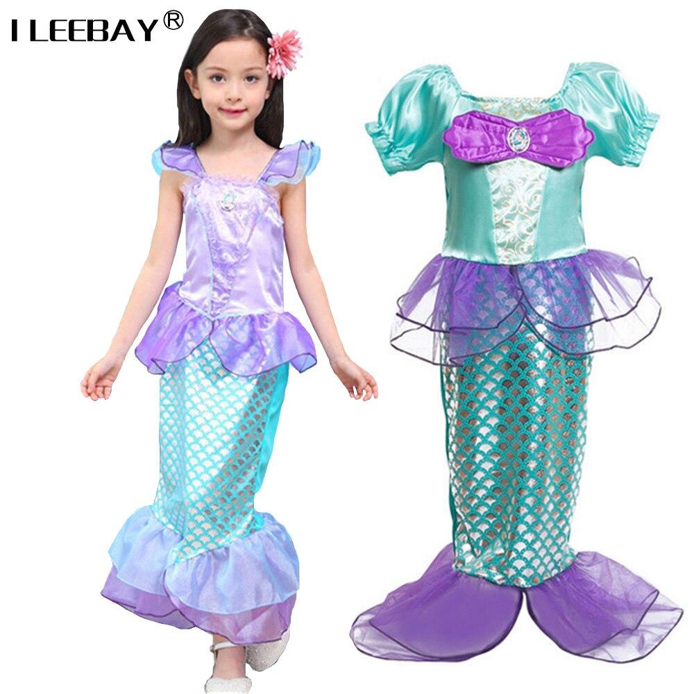 இChildren Baby Clothes Little Mermaid ① Fancy Fancy Kids