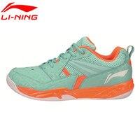 Li Ning Men S Badminton Shoes 2017 Newest Breathable Lining Athletic Sneaker Anti Slippery Sports Shoe