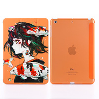 """2 3 3 Lovely Print Leather Case For Apple ipad 2 3 4 PU Leather Stand Cover Case For iPad 2017/2018 9.7"""" auto sleep & wake up (4)"""