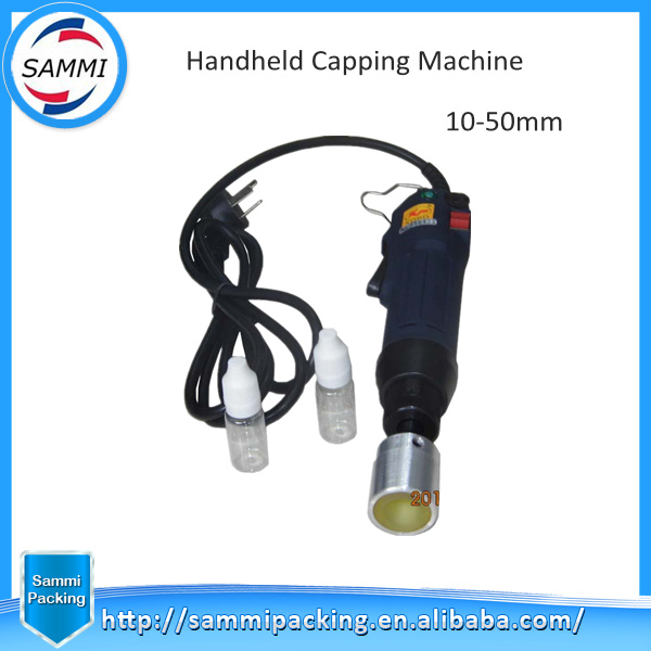 Widely used Screwing Capping Machine , Bottle Capping Machine RG-II  цены