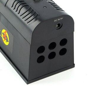 Image 5 - Trampa eléctrica para ratas con enchufe para UE/EE. UU., ratones, roedores, adaptador de voltaje de choque eléctrico Mana Kiore, uso doméstico