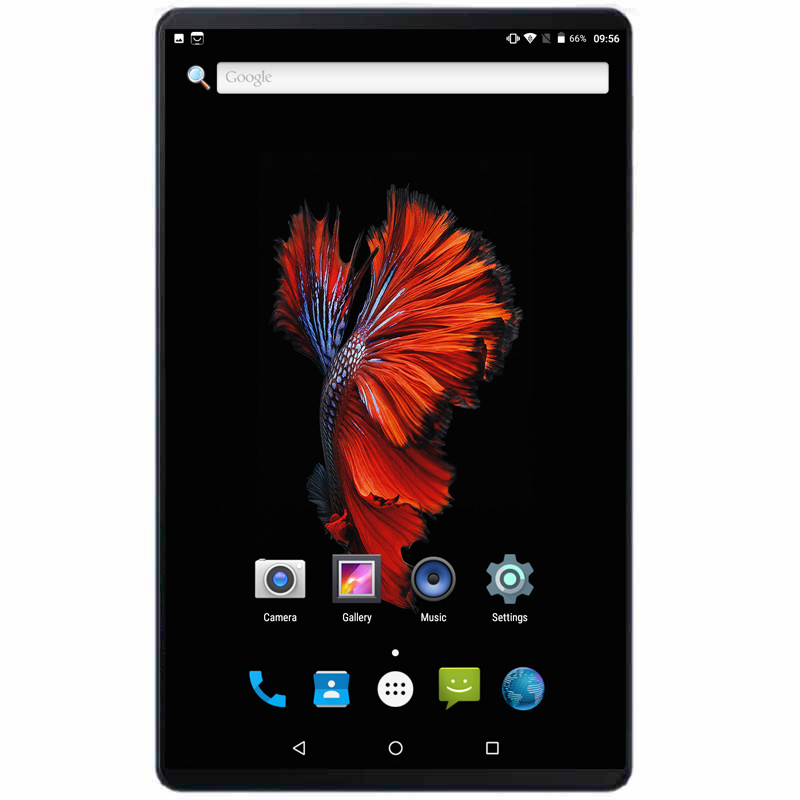 2019 High Quality Android 8.0 OS 10 Inch Tablet Pc Octa Core 4GB RAM 64GB ROM 8 Cores 1280*800 IPS Screen GPS Tablets 10.1 Gift