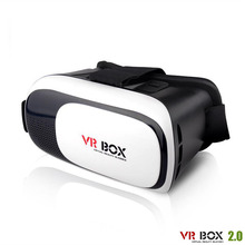 VR Box 2.0 Glasses Virtual Reality Google 3D Glasses VR Case Cardboard VR Glasses 3D Glasses for Smartphones