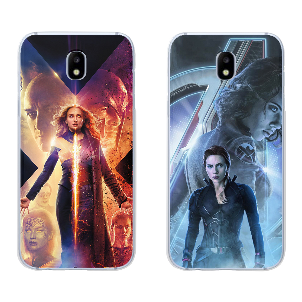 Fashion Phone Case For Samsung Galaxy s8 S9 Plus S6 S7 S10 Lite Note 8 9 Miracle Hero Iron Man Spiderman Soft Silicone TPU Cove in Fitted Cases from Cellphones Telecommunications