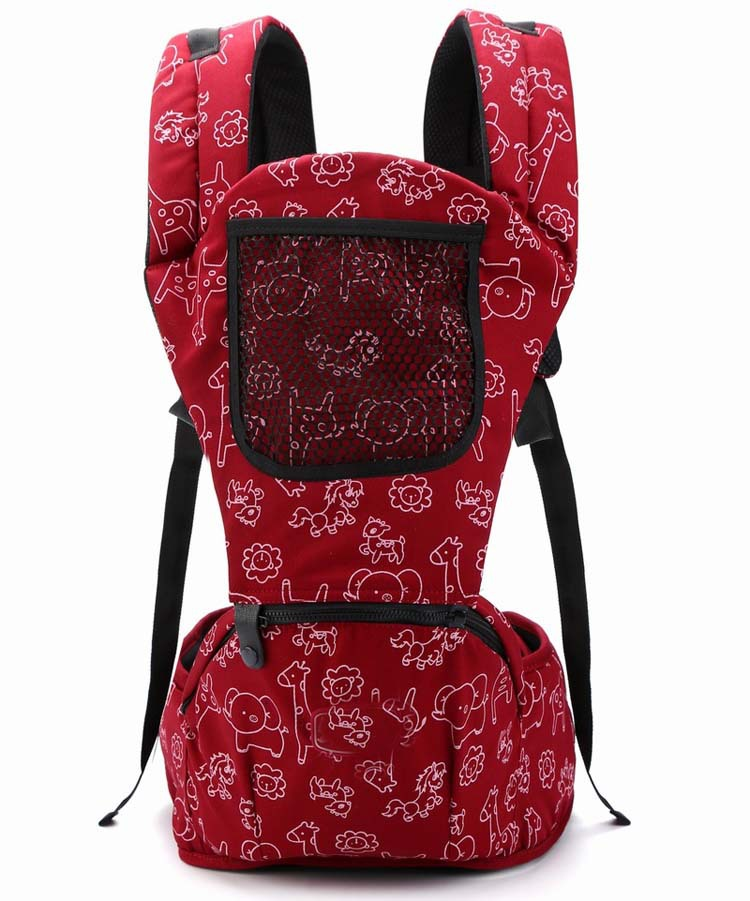 Wrap Hipseat Baby-Sling Baby-Carrier/top Toddler Manduca Backpack/high-Grade Rider Most-Popular