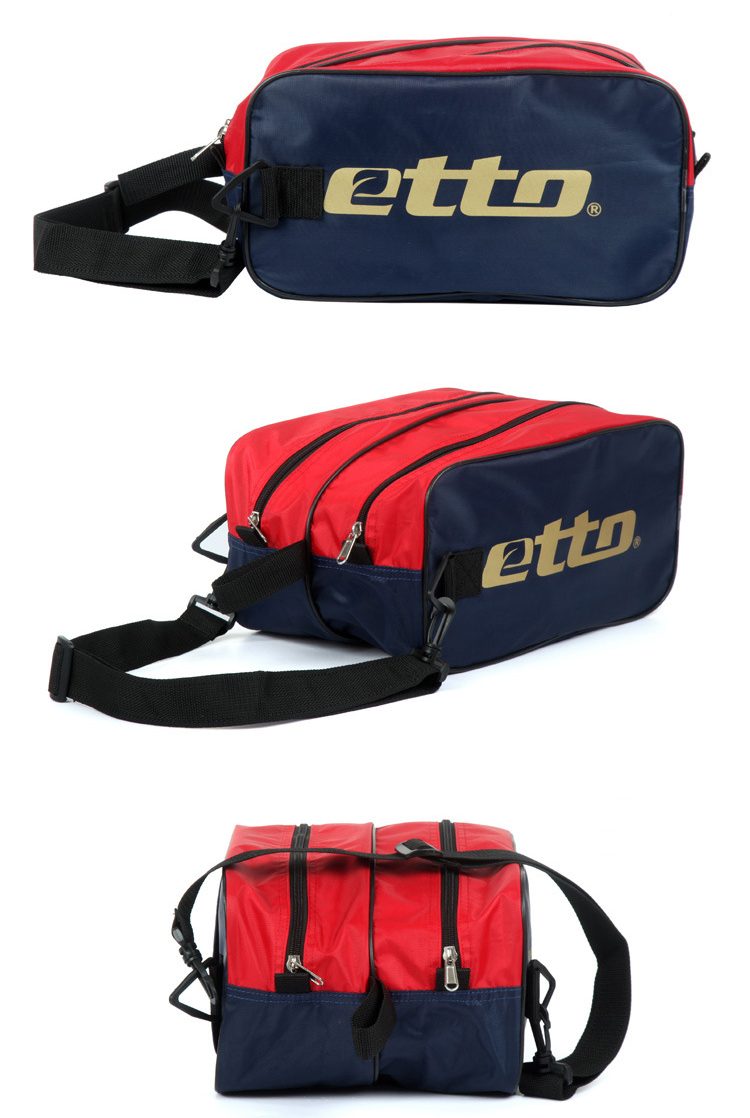 edc34e17cf Etto Portable Sports Bag Waterproof Training Outdoor Soccer Boot ...