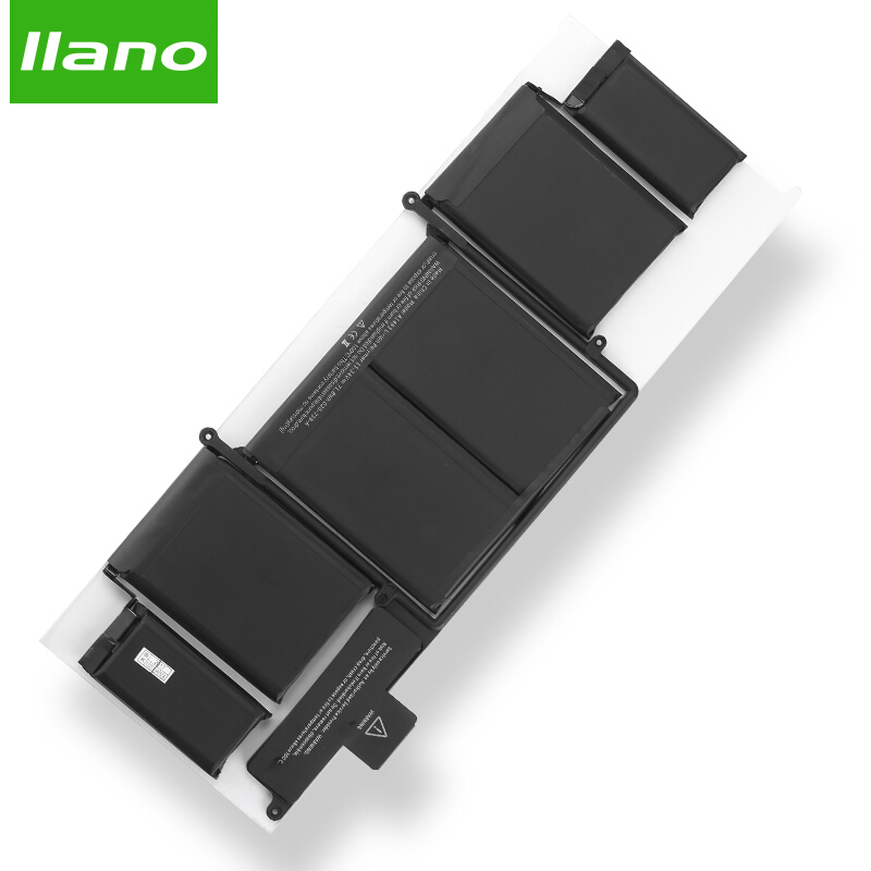 llano A1493 Laptop Battery for APPLE MacBook pro A1502 ME864 ME865 for MacBook Pro 13 in laptop battery 6330mAh for macbook pro