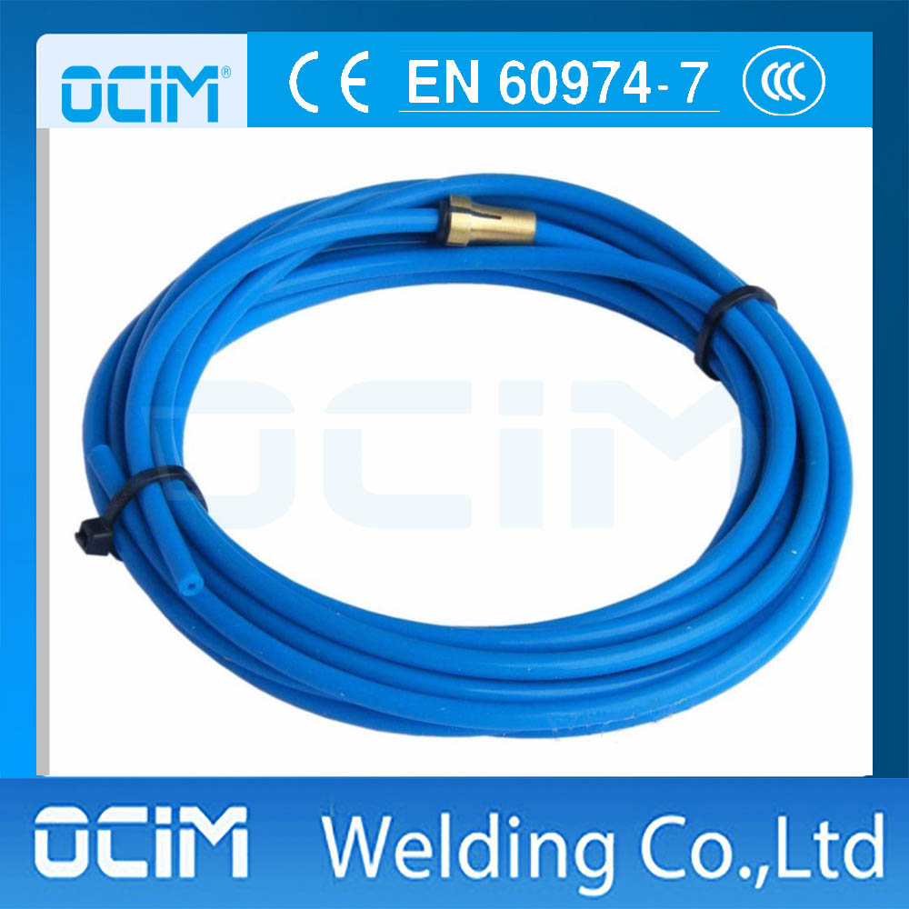 TEFLON LINER 3MTR TO SUIT MIG WELDING TORCHES FOR 0.8 1.0MM ALUM MIG ...