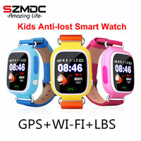 GPS Q90 WIFI Positioning Kids Children Smart Baby Watch SOS Call Location Locator Tracker Kid Safe