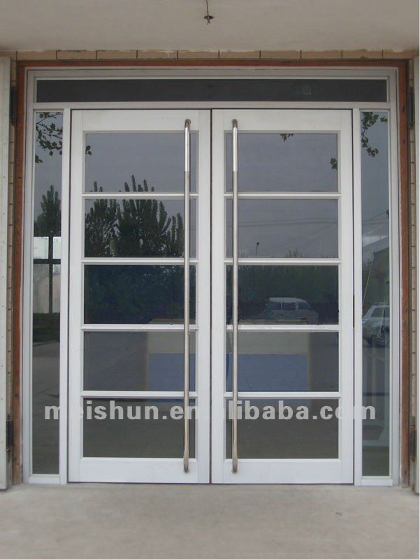 Aluminum Frame Glass Door For Store Front Ms 1110 In Doors From Home Improvement On Aliexpress Alibaba Group