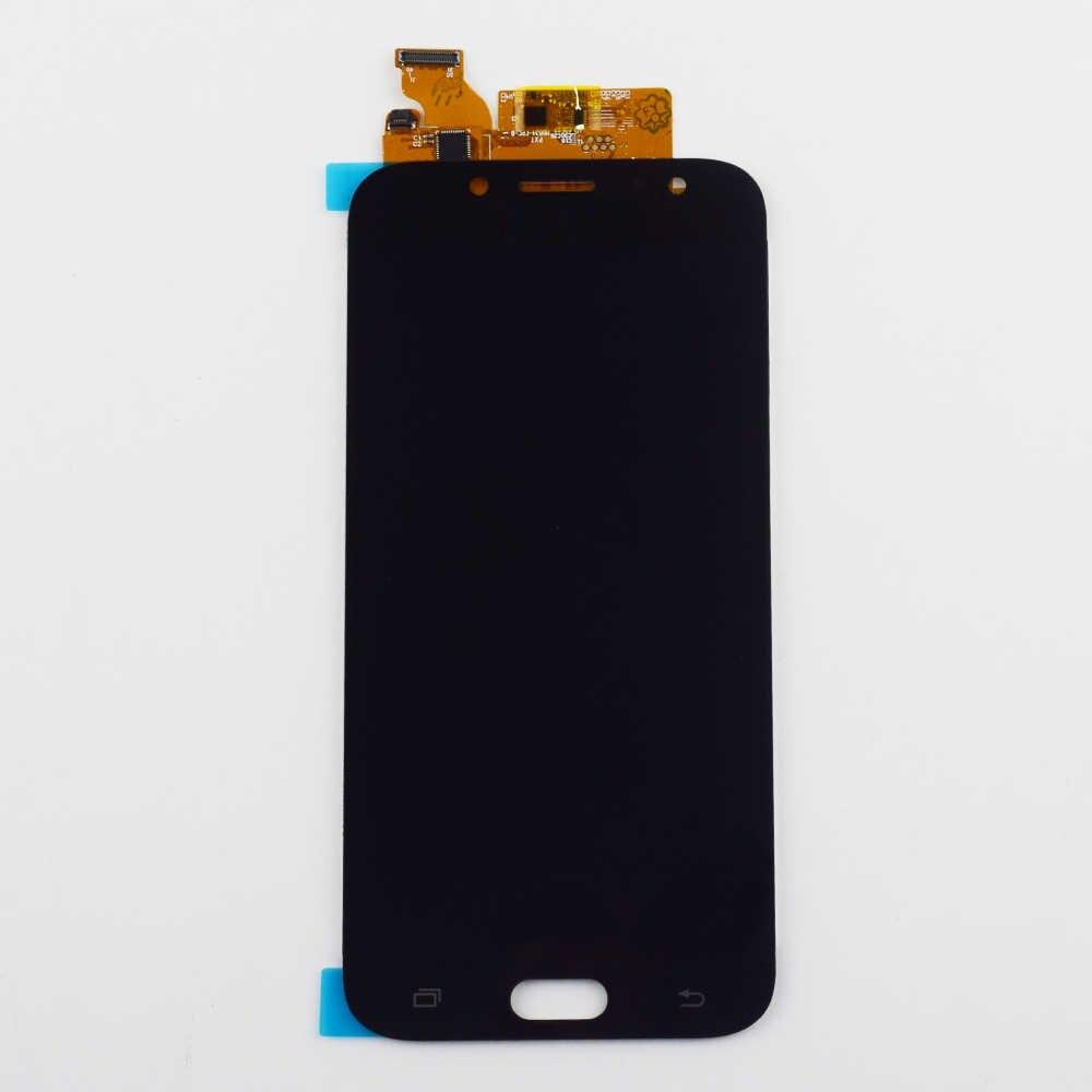 สำหรับ Samsung Galaxy J730 J7 pro 2017 J730F Touch Screen Digitizer Sensor Glass + จอแสดงผล LCD Monitor หน้าจอ assembly