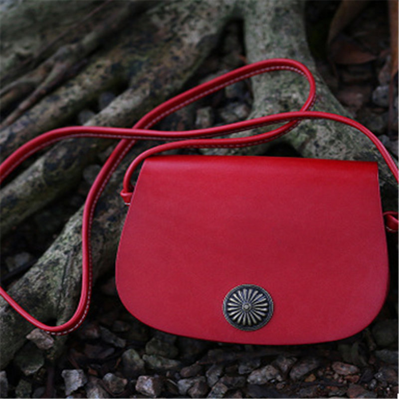 New Fashion Genuine Leather Women Bags Summer Cute 6 Candy Color Shoulder Bags Women Casual Mini Messenger Bags Hot Sale 2017 hot sales female fashion women cute messenger bags rivet shoulder bag leather crossbod new brand a8