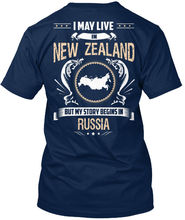 Russia Begins In Newm - I May Live New Zealand But My Stylisches T-Shirt (S-5XL) Free shipping Harajuku Tops Fashion Classic stooble men s new zealand rugby haka t shirt