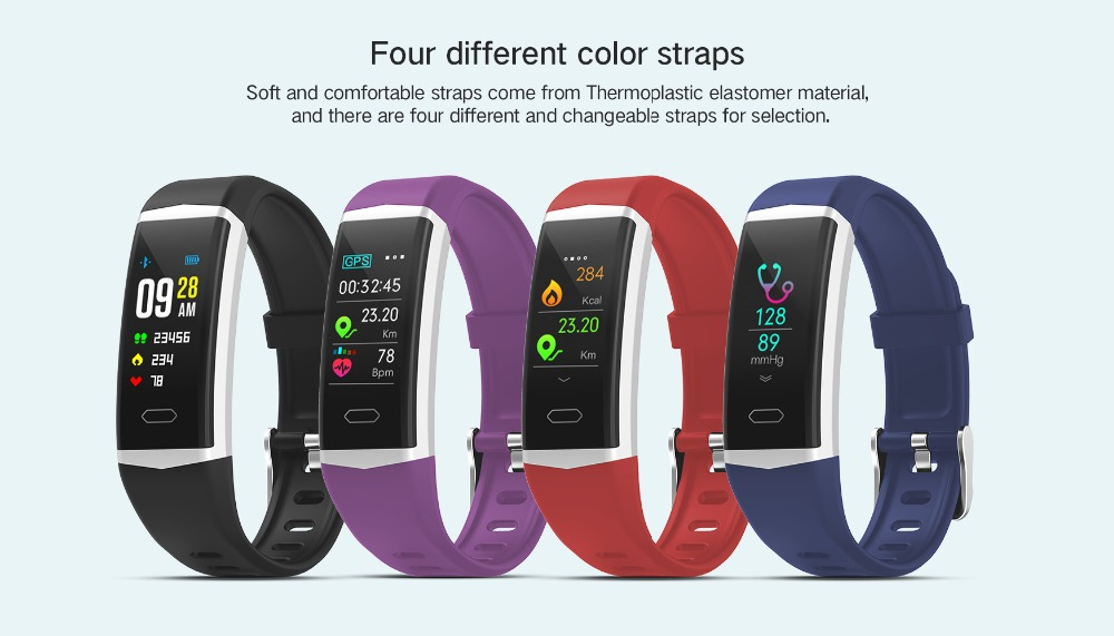 fitness rastreador smartwatch ip68 esporte relógio para ios android