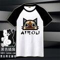 Envío Gratis Amina Monster Monster Hunter Hunter Camiseta Corta de Dibujos Animados Camisetas Camisa de la Tapa Mujeres de Los Hombres